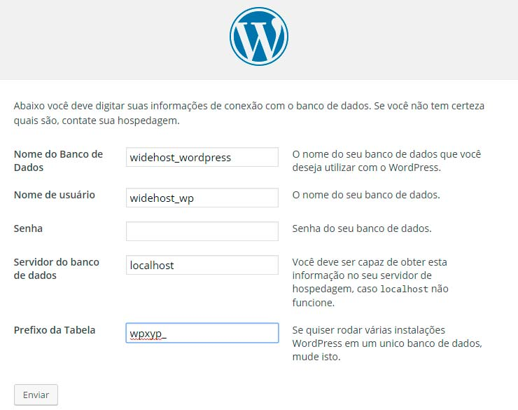 segunda-tela-de-instalacao-do-wordpress